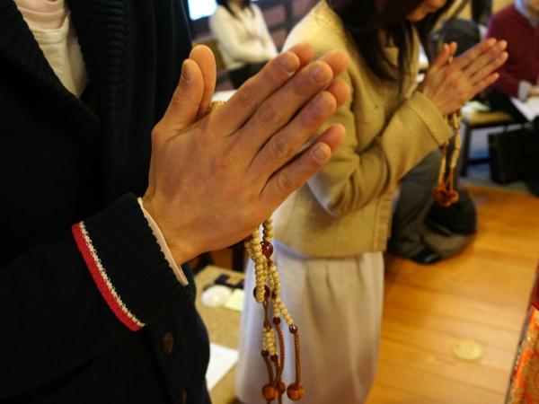 模擬仏前結婚式