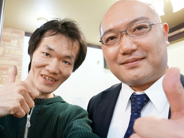 日本フィクラ株式会社小野さんと