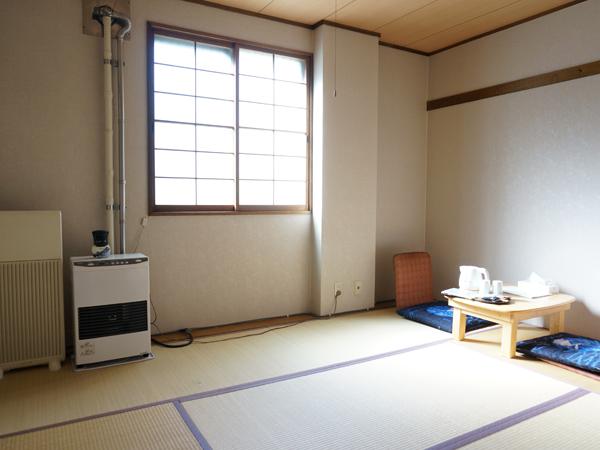 宿坊の部屋