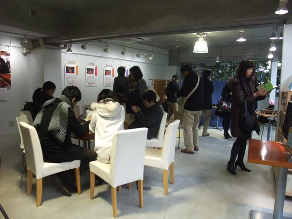 東京禅僧茶房(2012)