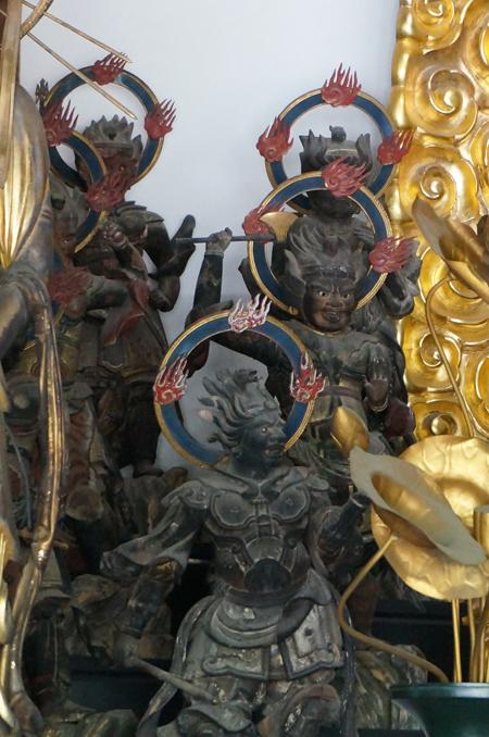兵庫・温泉寺の十二神将