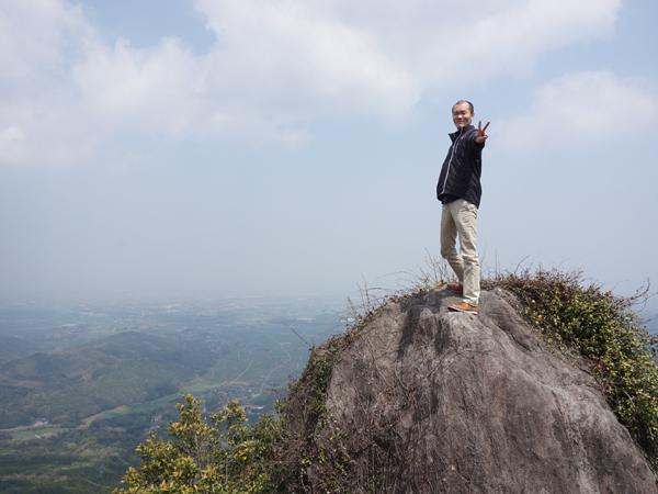 岩の上のほーりー