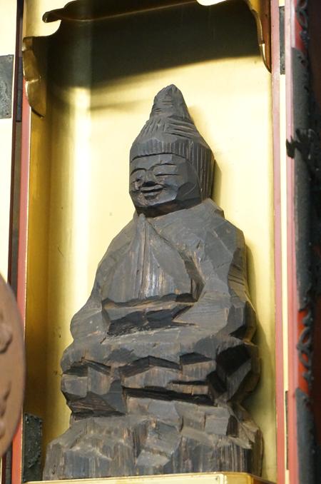 北海道・観音寺の観音菩薩