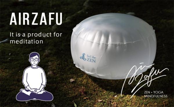 feel the ZENのAIRZAFU(エアザフ)