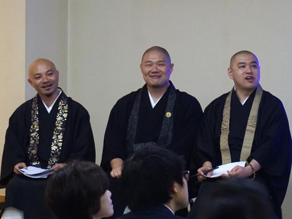 仏教用語禁止法話の登壇者
