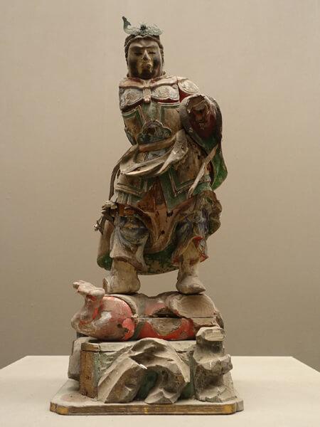 天部形立像(和歌山県立博物館)