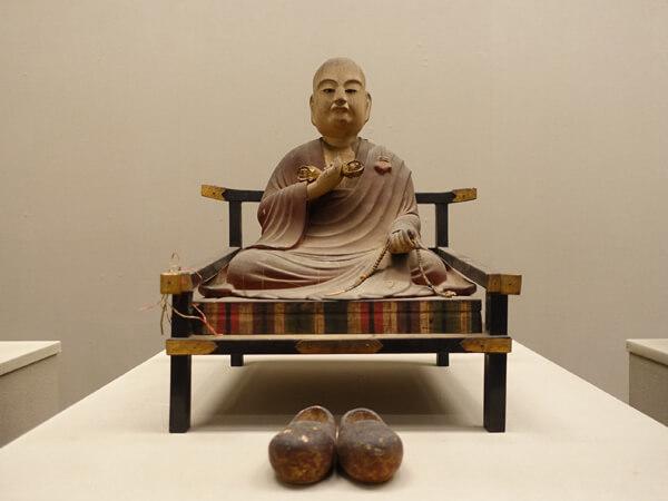 弘法大師(和歌山県立博物館)