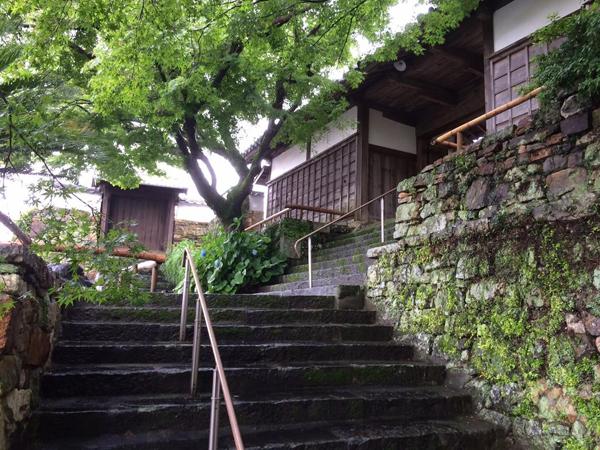 対馬西山寺