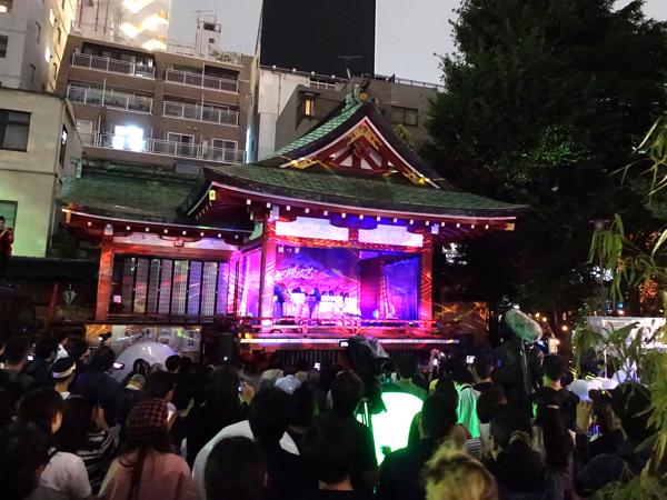 浅草神社のテクノ大祓