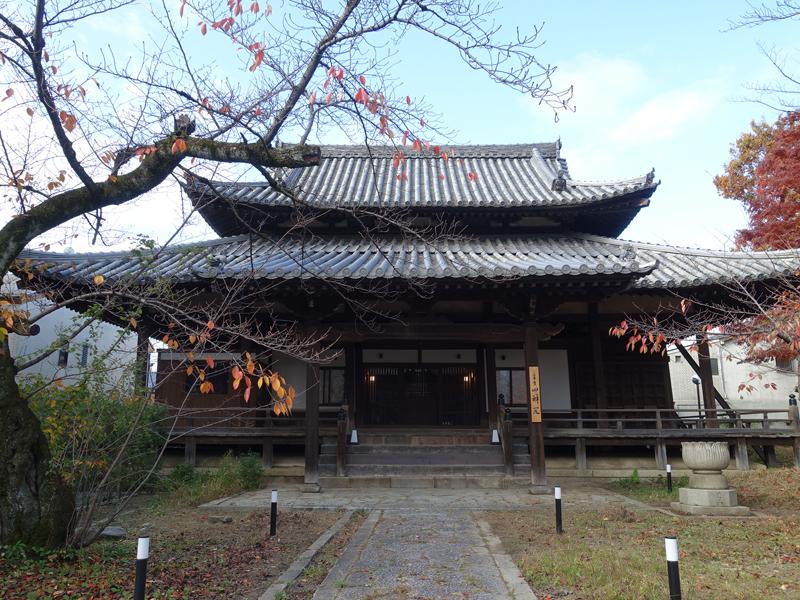 立本寺四神閣