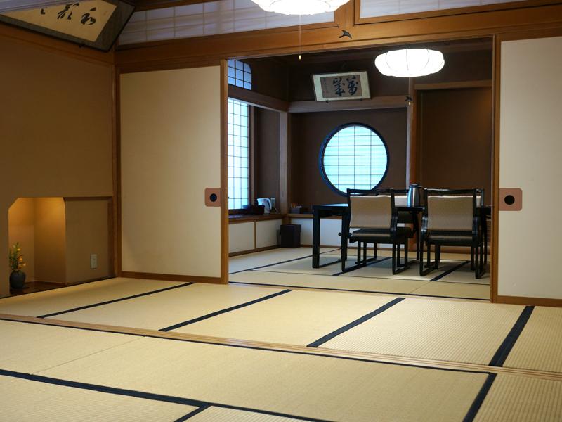 善光寺淵之坊の客室