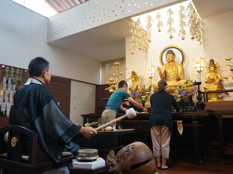 寺社コン風景