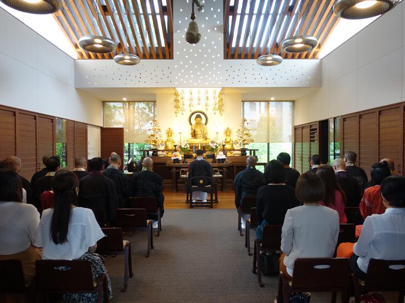 道往寺での寺社コン